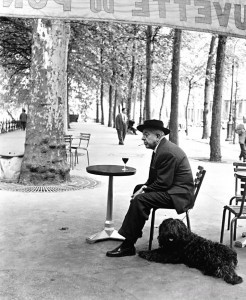 1955+Robert_Doisneau+Jacques_Prevert_Paris