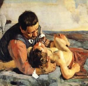 The-Good-Samaritan_Ferdinand_Hodler